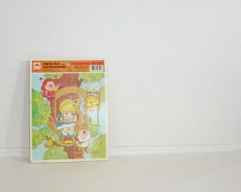 Vintage Rainbow Brite Puzzle