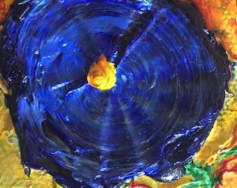 "Miniature 2x2"" Paintings"