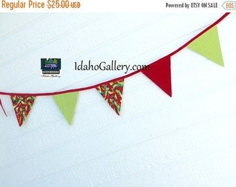 SALE 20%OFF In Stock Only HOT Chili Peppers Party Banner Restaurant Garland Idaho Gallery