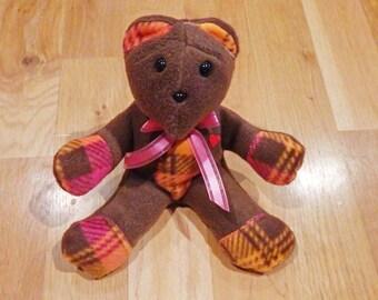 Teddy Bear - Cinnamon - Lil' Bear - Plushie - Stuffed Animal
