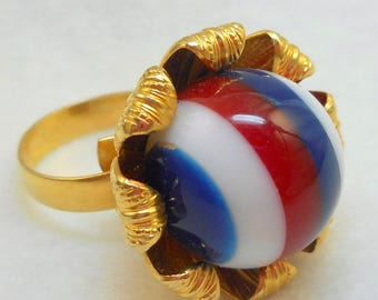 Red/White/Blue Ring