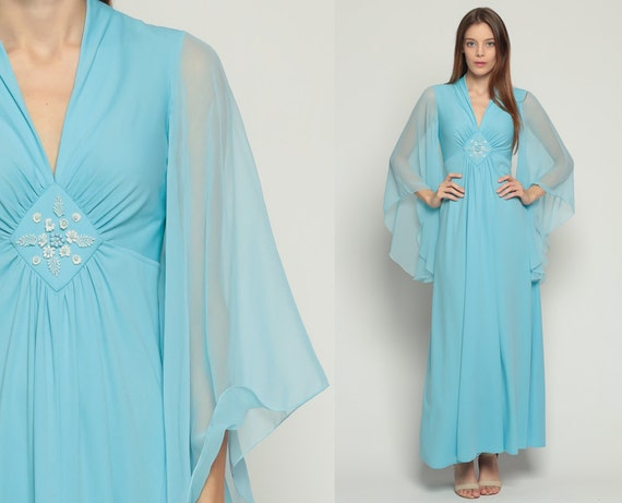 Angel Dress with Sleeves