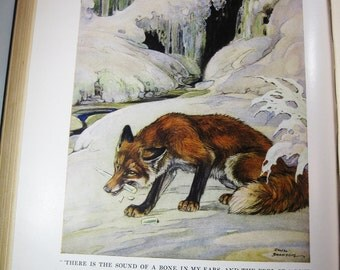 1921 An Argosy of Fables, Illustrated Story Book