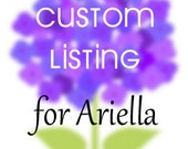 Custom Listing for Ariella / Butterfly Placecards /100 / Blank / Wedding Placecards / Escort Cards / Placecards / Seating Cards / Name Cards