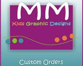 Custom Order for Valerie McIntyre - 60 2inch circle stickers