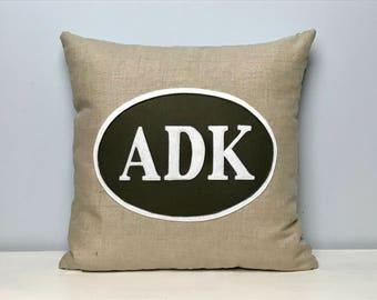 Adirondacks ADK Pillow