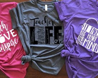 Teacher Tee - Teacher Life
