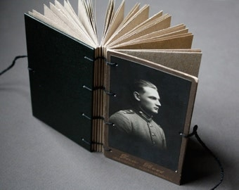 Helsingfors - small cabinet portrait book