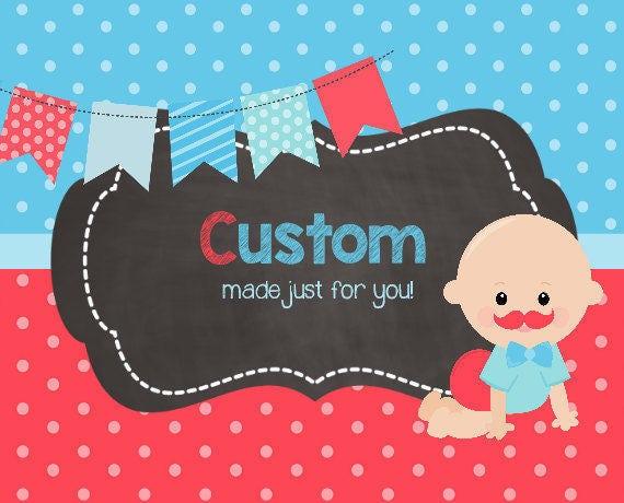 custom order for Sandra