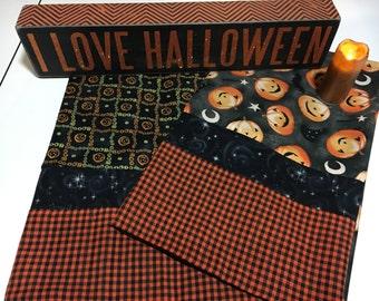 Halloween Kitchen Tea Towel Set of 2
