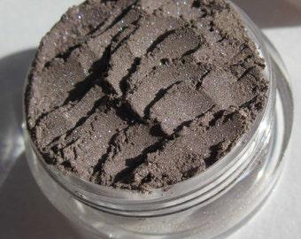 Chocolate |Cocoa Shade| Brown Vegan Mineral Makeup Eye Shadow- Swiss Miss