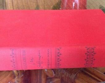 Vintage copy of Mr Sheffington by Elizabeth