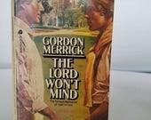 Pulp Gay Novel The Lord Won't Mind Gay Romance Novel