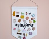 Pingame Printed Fabric Banner