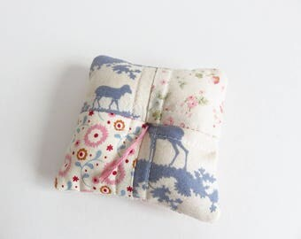 Tilda Fabric Pin Cushion.