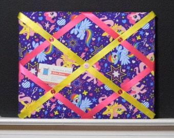 11 x 14 My Little Pony Stars Memory Board