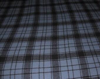 Plaid Wool Camp Blanket