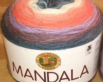 Mandala Yarn #210 Pegasus