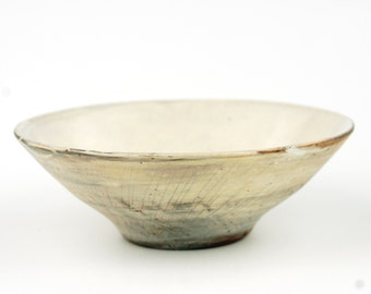 Bowl with Chatter Marks