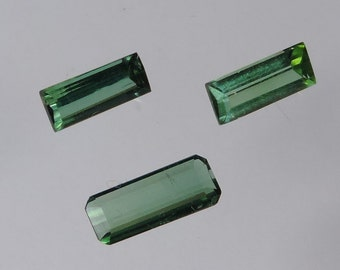 1.65 cts blue green tourmaline mixed lot afghanistan