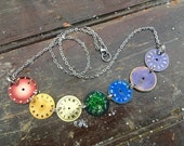 chakra watch necklace