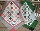 RESERVED quilts for Debby