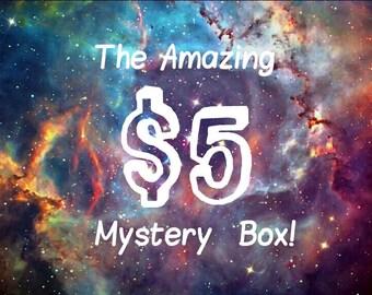 The Amazing 5 Dollar Mystery Box - Handmade Jewelry Necklace Bracelet Earrings