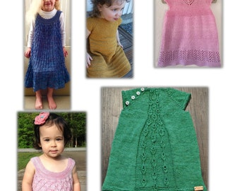 The Dress Collection PDF pattern Ebook 9
