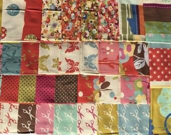MoMo Wonderland moda fabrics 35 FQ set  Please Read
