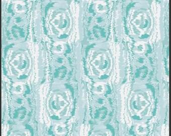 Art Gallery Moire Aquamarine