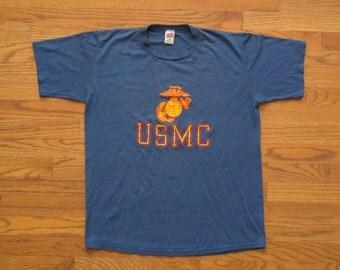 vintage Marine corps t shirt
