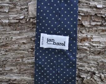 Silk Skinny Vintage Tie