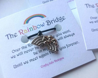 The Rainbow Bridge Wish Upon A Charm Bracelets