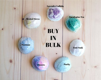 Bath bomb party favors BULK purchase