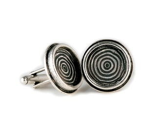 Cuff Links for Men with Style | Groom Cufflinks | Mens Gift