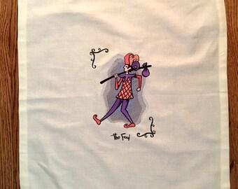 The Fool Tarot Cloth