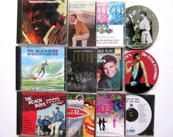12 Rock n Roll CDs 50s 60s