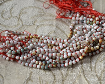 22inch 4mm Lariat Natural jadeite Necklace For pendant cord ,Rope Cord for pendant,necklace DIY Woven Rope