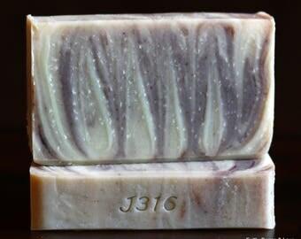Faithful - Essential Oil Blend - Cedarwood, Grapefruit, Orange, Ylang Ylang Handmade Artisan Soap - Natural Soap