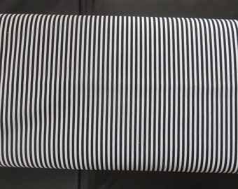 Timeless Treasures Black Stripe - C8109