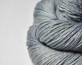 Ashes falling from the sky - Merino/Manx Fingering Yarn