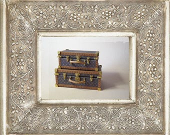 New suitcase design model miniature