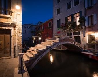 Venice at Night 1 (Venice, Italy)