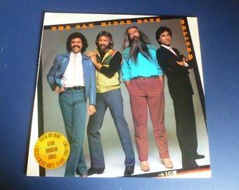 The Oak Ridge Boys Deliver Vinyl Record LP MCA 5455 MCA Records 1983