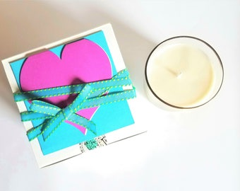Handmade Scented Soy Candle