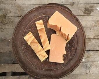 Lemongrass- Grassfed Goats Milk Soap