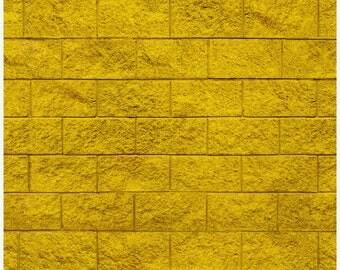 Large YELLOW BRICK ROAD Floor Mat