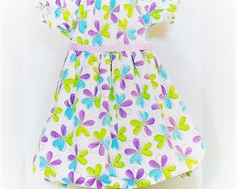 SUMMER SALE Girls Bubble DRESS Size 3 months to 6 Spring Summer Clothes 3mo 6mo 9mo 12mo 18mo 24mo 2T 3T 4T 5 6