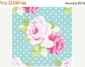 VDAY SALE 10% ends 2/15 Design Your Own  - Sadies Dance Card Floral Dottie // Pad cover, rail covers, boppy, crib sheet, crib skirt, bumpers