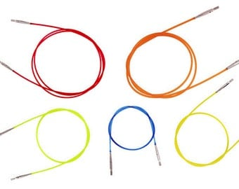 Knitters Pride Interchangeable Cords New Various Colors